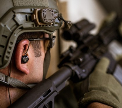 Interactive timeline: A behind-the-scenes look at how tactical headsets evolved over time