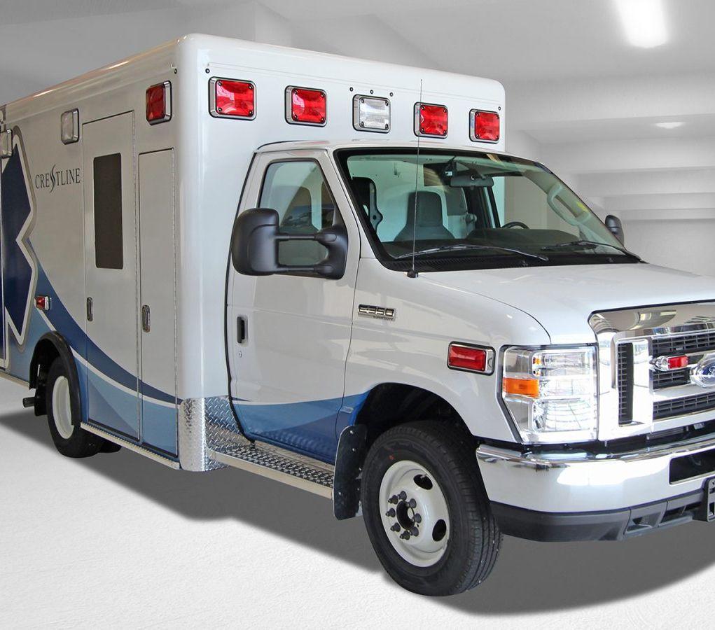 Demers Ambulances announces new line of ambulances for US market