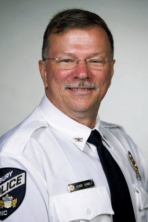"""""""I need to make sure that people are healthy and able to come to work. And I can't be contributing to the spread of this virus in the community.""""– Chief Jerry Stokes"""