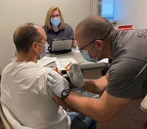 From the onset of the COVID-19 pandemic, SCCAD's leadership team has worked in tandem with the county's incident commander, assisting with PPE procurement, testing and contact tracing among other duties.