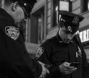 Public safety agencies and organizations across the globe are becoming increasingly smartphone-centric. (Photo/goTenna)