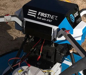 FirstNet allows first responders to connect at a speed 25% faster than commercial networks and provides consistency and reliability during times when communication is crucial, according to the press release.