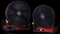 BlowHard unveils 2 new fans with high flow jet technology