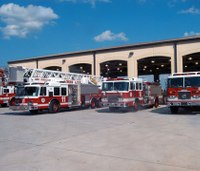 Fire stations should match the needs of the community