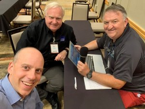 Rob Lawrence sits down with Jay Fitch, PhD; and Greg Friese, MS, NRP; to discuss the key takeaways and memorable moments from the Pinnacle EMS Leadership Forum.