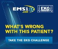 EKG case: Patient complaining of chest pain