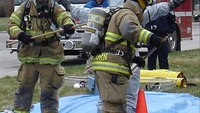 Firefighter decontamination challenges: Knowledge versus practice