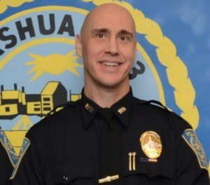 Nashua police Capt. Jonathan Lehto, his department's chief of detectives, killed himself Monday while visiting family in Seattle. (Photo/Nashua Police Department)