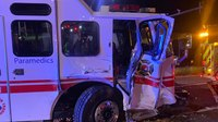 1 dead after pickup hits Fla. firefighter responding to crash