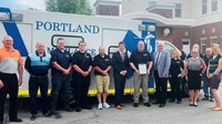 Mich. ambulance department celebrates 50 years in service
