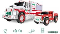Hess unveils its first-ever toy ambulance
