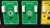 Proper oxygen tank storage, training prevents accidents