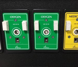 During times of serious medical or traumatic emergencies, oxygen is one of the most vital components to patient care. (Photo/Greg Friese)