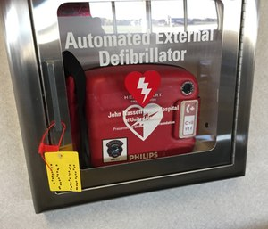 The AEDs are estimated to cost the city $6 million over the next six years.