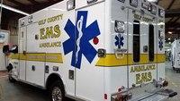 Fla. man arrested for ambulance theft