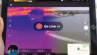 Finally, an app that lets you livestream drone footage