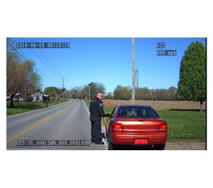 A dashcam system needs to be simple, reliable and not get in the officer's way. (image/10-8 Video)
