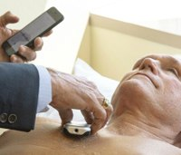 High-tech rivals pose a threat to iconic stethoscope