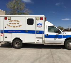 A Facebook post from the Penrose Fire Department warned residents thatthe suspension of EMS services will impact the community and urged volunteers to step up.