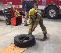 Junior firefighter among 2 teens killed in fiery crash