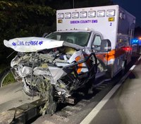 1 killed, 2 injured in Tenn. rig crash