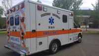 Mass. paramedic assaulted in rig