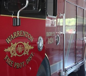 The Warrenton Fire Protection District is selling two of its four firehouses due to financial problems. Neither of the stations being sold currently have firefighters working out of them.