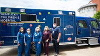 Ky. hospital debuts new ambulance for pediatric, neonatal patients