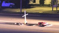 Charleston 9 memorial vandalized