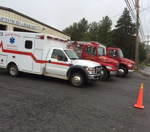 Peterstown Volunteer Fire Department and Rescue Squad officials have expressed concerns about plans for a new STAT EMS, although officials say the EMS agency will not take away the fire department's 911 calls.