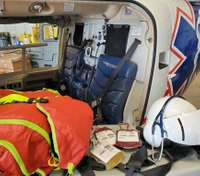 SD air ambulance provider adds blood, plasma to flights