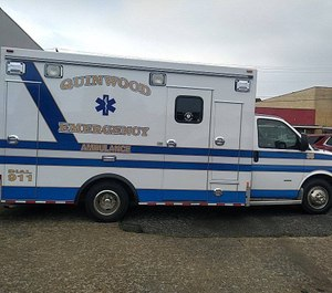 Quinwood Emergency Ambulance has closed its doors after 40 years due to plummeting call volumes caused by the COVID-19 pandemic and a recent change in coverage area. (Photo/Quinwood Emergency Ambulance Inc.)