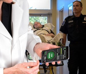 By using a tool like Pulsara, EMS providers can easily share patient information, as well as their location and estimated time of arrival in real time.