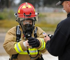 Before looking at the other features of a firefighting glove, pay attention to getting the glove that fits you just right, because the glove that fits best is going to perform best.