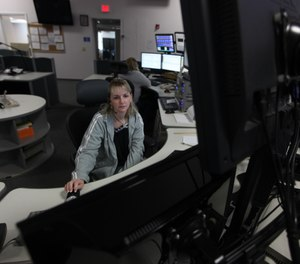 Phases one and two include applying new policies and procedures within the Madison County 911 Center and creating new positions. (Photo/U.S. Marine Corps by Sgt. Thomas J. Griffith)