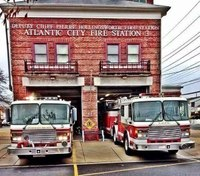 Atlantic City firefighter union sues city, state