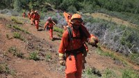 Inmate who escaped Calif. firefighting camp captured