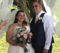 NY volunteer EMS captain, deputy fire chief respond to blaze hours before their wedding
