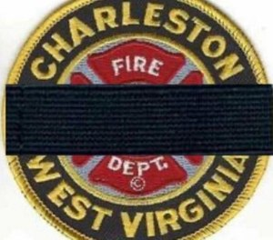 The Charleston (W.Va.) Fire Department announced the on-duty death of Firefighter-Paramedic Jason Cuffee, 27, early Monday morning. (Photo/Charleston Fire Department Facebook)