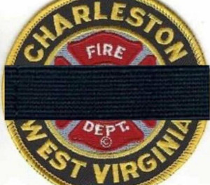 The Charleston (W.Va.) Fire Department announced the on-duty death of Firefighter-Paramedic Jason Cuffee, 27, early Monday morning.