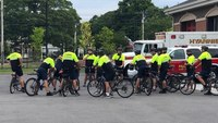 Pandemic-related traffic closures lead Mass. FD to implement bicycle patrols