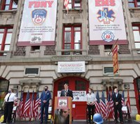 FDNY boosts NYC Fire Museum's 'Unmasking Our Heroes' exhibit