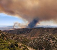 2 pilots killed in aircraft collision while fighting Bishop Fire in Nevada