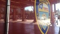 FF shot by pellet gun, engine windows smashed during Houston storage unit fire