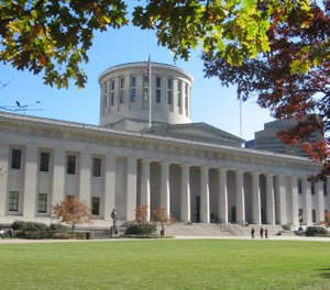 Two Ohio lawmakers have introduced an alternate PTSD treatment bill that would pay for benefits through a different source than the PTSD bill already passed by the House last month. (Photo/Ohio Statehouse)