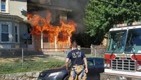 4. Conn FFs injured at residential fire