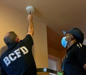 The Baltimore Fire Department announced that the city saw a record low number of fire fatalities in 2020. Officials credited the commitment of public safety personnel and proactive measures such as smoke alarm installation for reducing fire deaths.