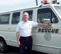 Va. city renames EMS station after department's longest-serving member following his death