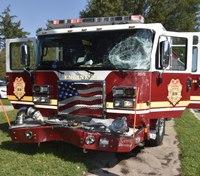 Civilian killed, FF injured in Indianapolis apparatus crash