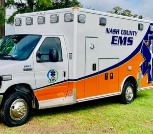Nash County Emergency Services Director Brian Brantley said call volume had increase by 18% during the pandemic, and response times had increased from under nine minutes to nearly 11 minutes.